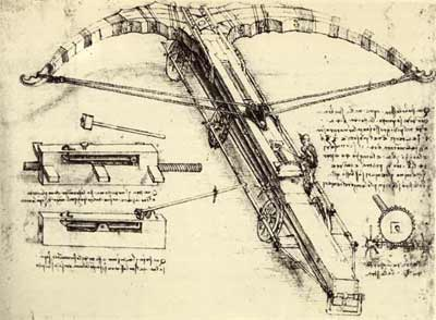 Crossbows and Bureaucracy
