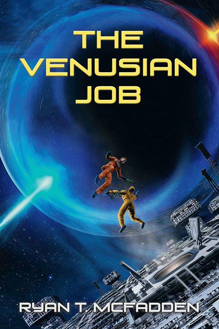 The Venusian Job (Apple Thief Escapades #1)