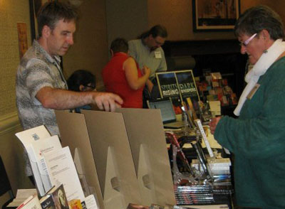 What to do at Writing Conventions