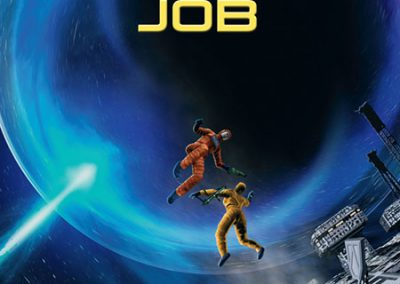 The Venusian Job (Apple Thief Escapades #1)